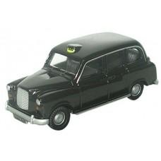 Oxford Diecast FX4 Black Taxi / 76FX4001