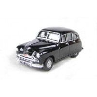 Oxford Diecast Standard Vanguard Black / 76SV001