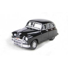 Oxford Diecast Standard Vanguard Black / 76SV001