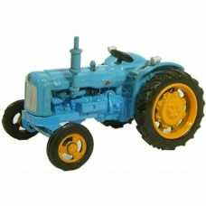 Oxford Diecast Fordson Tractor Blue 76TRAC0021