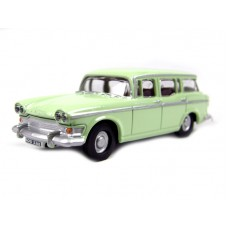 Oxford Diecast Humber Super Snipe Estate Green 76SS001