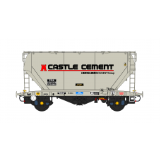 PCA Cement - Castle Cement Livery N Gauge