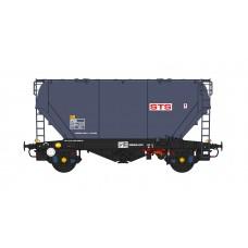 GV6000 Bogie Tarpaulin Wagon - Pack of ONE