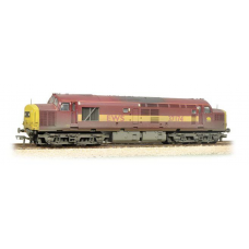Class 37 EWS Weathered Livery (32-786)