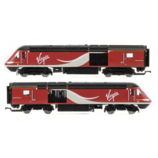 Class 43 HST in Virgin East Coast (VTEC) Livery R3390A
