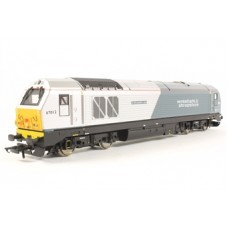 Class 67 Wrexham & Shropshire 67012 'Shropshire Lad'.