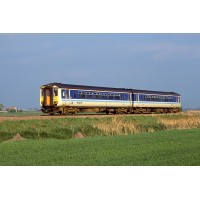 RT156-314 Class 156 - Set Number 156418 (PRE-ORDERED MODELS)