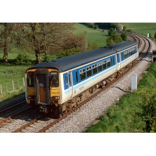 RT156-311 Class 156 Number 156438 (Class 156 PRE-ORDERED MODELS)