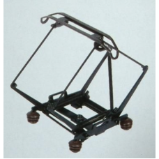 Scale Pantographs to Suit Class 76 / 77 Locomotives(Includes Insulators)