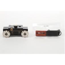 Tenshodo 28.5mm X 10.5mm Wheels
