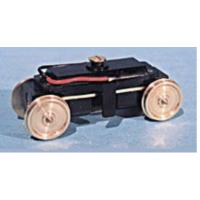 A Black Beetle 36mm X 14mm P4 Motorised