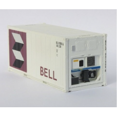 CR-Bell 20Ft Refrigerated Containers (Pack of 2)