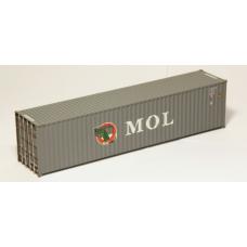 40ft MOL Hi-Cube Container - Pair