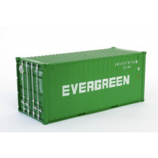 Evergreen 20Ft Standard Container - Per Pair (2)
