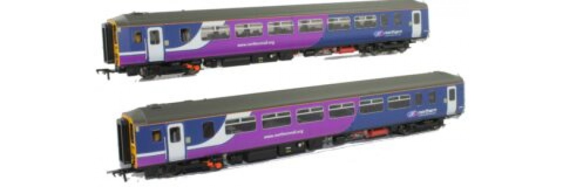 156-421 Class 156 Northern Midnight Blue Livery