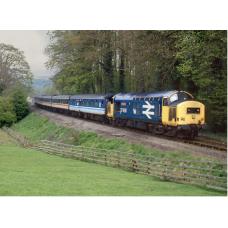Class 37/4 (Legomanbiffo) 'West Highland' New dynamic features added