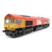 LB-Class 66 (Hatton Advanced Model) - ** With Drivelock**