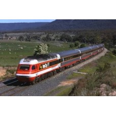 LB-XPT Paxman Valenta Engined Trains