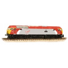 NLB - Class 57 Brush Co-Co