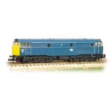 NLB - Class 31 Brush Diesel