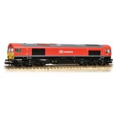 NLB - Class 66 GM Co-Co