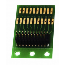 51967 Adapter board This 21 MTC adapter board is suitable for digitising a loco without an interface.