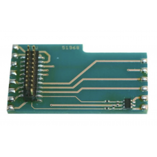 51968 Adapter board 2, with Aux 3 / 4