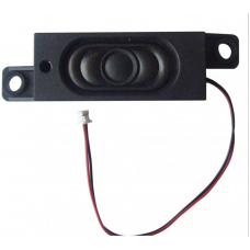 PRS229 BASS REFLEX (58x23x15mm depth) 8 ohms, 1W