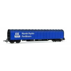 GV6000 Bogie Tarpaulin Wagon - Pack of THREE