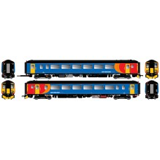 PRE-ORDER DEPOSIT ONLY - RT156-118 Class 156 - Set Number 156410