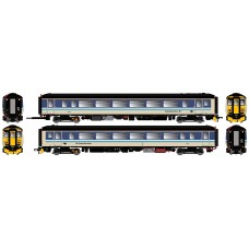 RT156-312 Class 156 Set Number 156497 - BR Provincial Livery