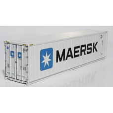 40ft Reefer in MAERSK white livery - Per Pair