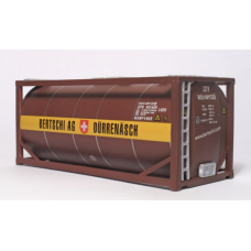 CR-Bertschi AG - Durrenasch 20FT Tank Containers (Pair)