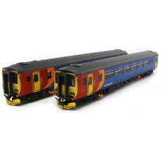 RT156118 East Midland Trains  'Nottingham - Skegness' (Class 156 Pre-ordered Models)
