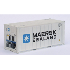 CR - Maersk-Sealand 20Ft Refridgerated Container - Per Pair (2)