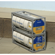 United Transport 20ft Tank containers (each)