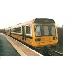 RT142-007 Class 142 Set Number 142007 RR - Mersey Rail