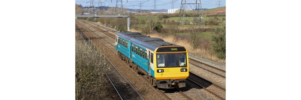 Class 142 Set Number 142008 Arriva Trains Wales