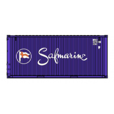 Safmarine 20Ft Standard Container- Per Pair (2)