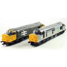Bachmann 32-390Z  Class 37 (Twin Pack 37905 & 37906)