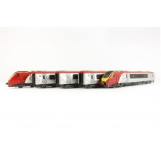 Bachmann 32-627 Class 221 (221122 Dr Who)  Virgin 5 Car