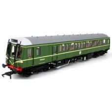 Dapol 4D-009-001 Bubble Car W55020 BR Green with Speed Whiskers New Model