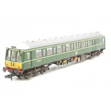 Dapol 4D-015-005 Bubble Car Sc55007 BR Green with Yellow Panel New Model
