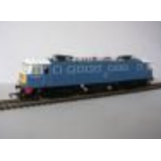 Class 81Finished Model BR Electric Blue