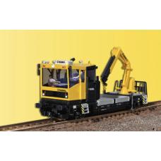 Viessmann's fantastic new 'Robel' 54.22 Rail Crane.