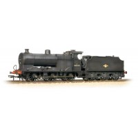 4F 0-6-0 Tender Locomotive