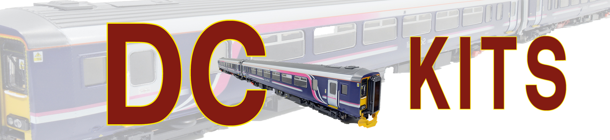 Pre Fitted DCC Ready to Run Modern Image Models
